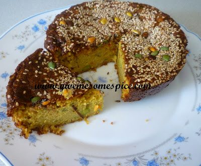 Wheat Flour Cake Indian Recipes